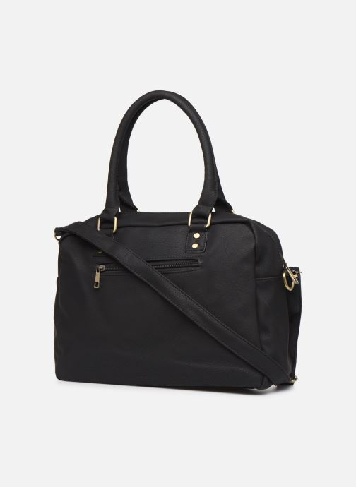 Handbags I Love Shoes LIMO Maxi Black view from the right