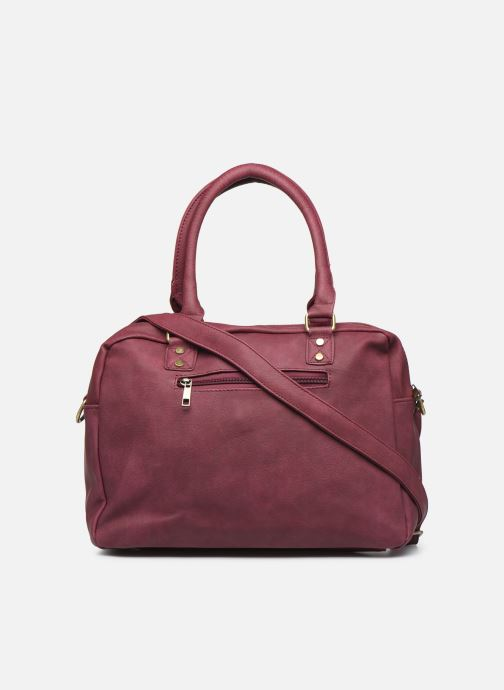 Sacs à main I Love Shoes LIMO Maxi Bordeaux vue face