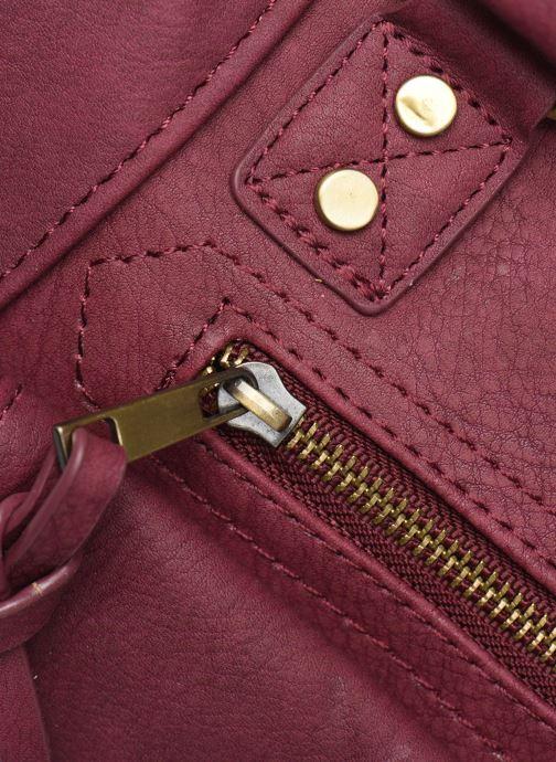 Sacs à main I Love Shoes LIMO Maxi Bordeaux vue gauche