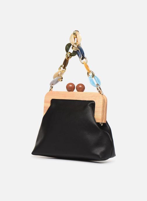Handtaschen I Love Shoes LIMONA schwarz schuhe getragen
