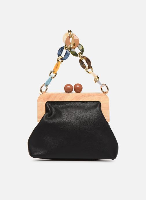 Handbags I Love Shoes LIMONA Black front view