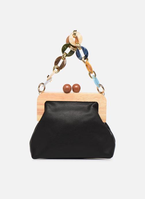 Handtassen I Love Shoes LIMONA Zwart detail
