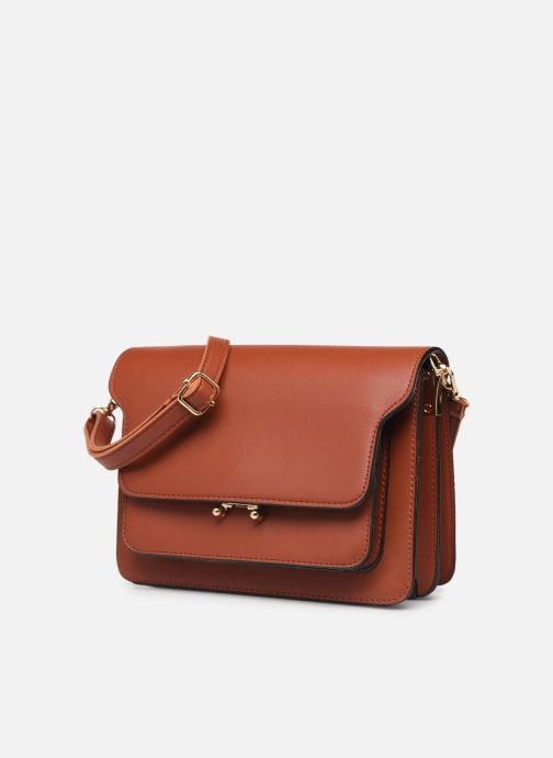 Handtaschen I Love Shoes LIMOP braun schuhe getragen