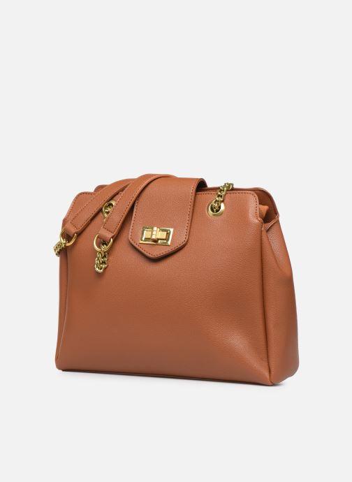 Handtassen I Love Shoes LICADEY Bruin model