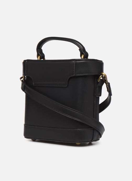 Handtaschen I Love Shoes LIFAC schwarz ansicht von rechts