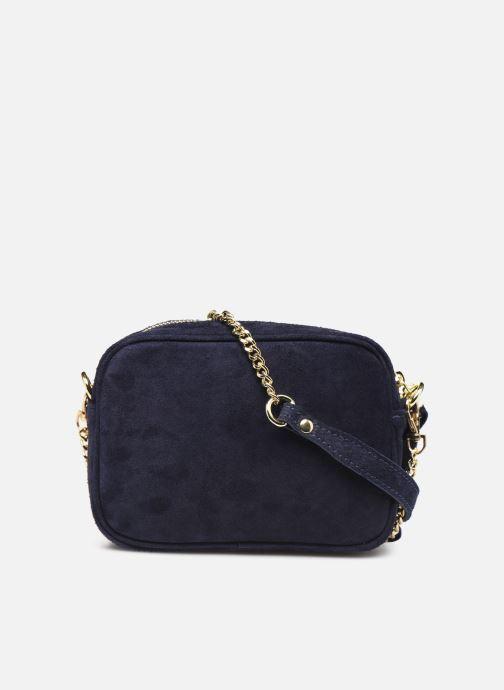 Sacs à main Georgia Rose Micloute Leather Bleu vue face