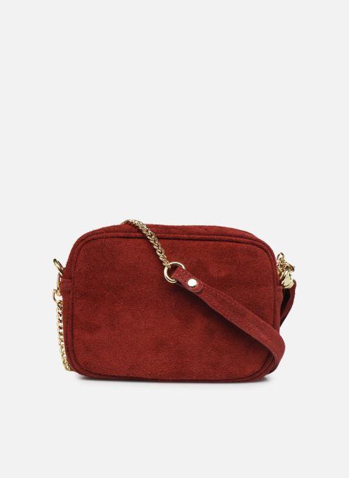 Handtaschen Georgia Rose Micloute Leather rot ansicht von vorne