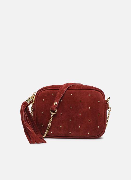 Bolsos de mano Georgia Rose Micloute Leather Rojo vista de detalle / par