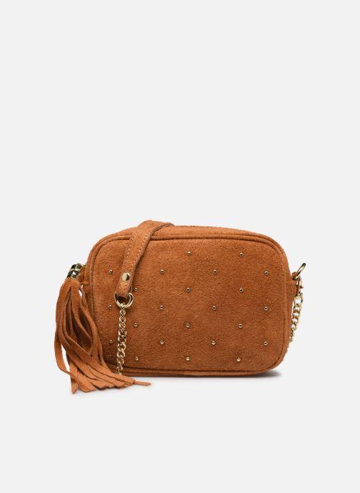 Bolsos de mano Georgia Rose Micloute Leather Marrón vista de detalle / par