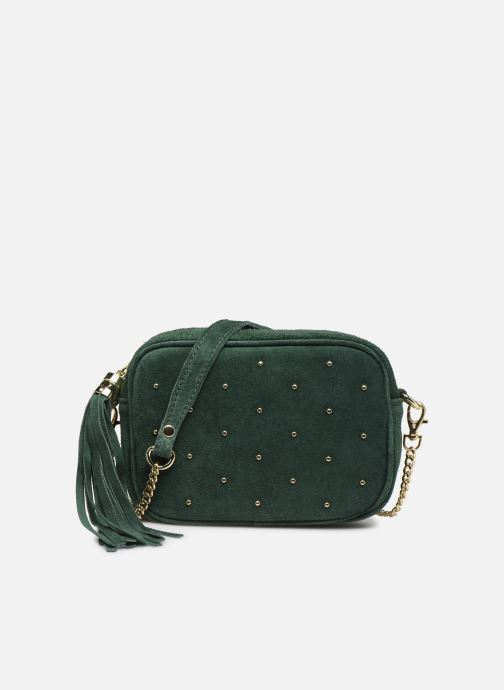 Handbags Georgia Rose Micloute Leather Green detailed view/ Pair view