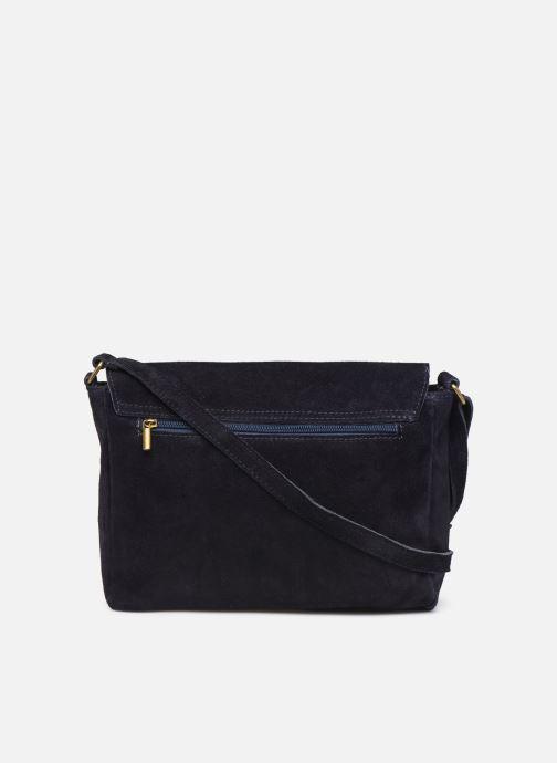 Handtassen Georgia Rose Moulia Leather Blauw voorkant
