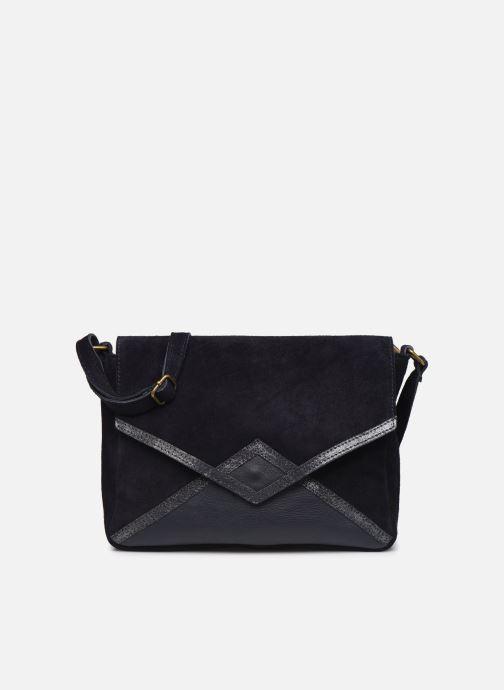 Handtassen Georgia Rose Moulia Leather Blauw detail