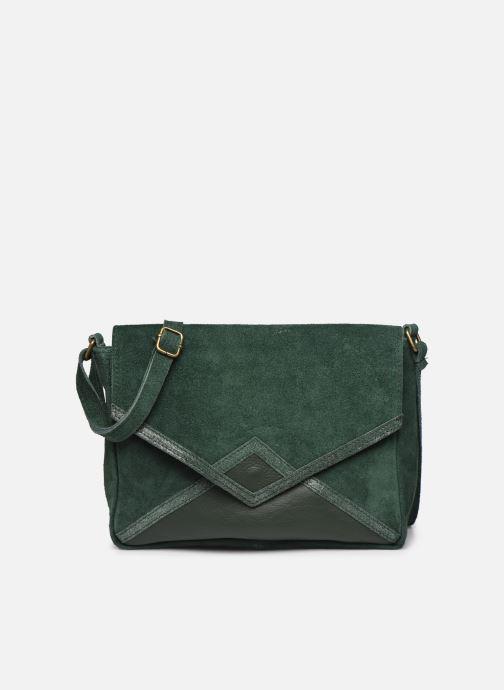 Handbags Georgia Rose Moulia Leather Green detailed view/ Pair view