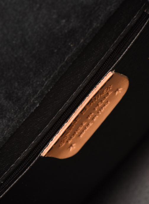 Borse Georgia Rose Minia Leather Nero immagine posteriore