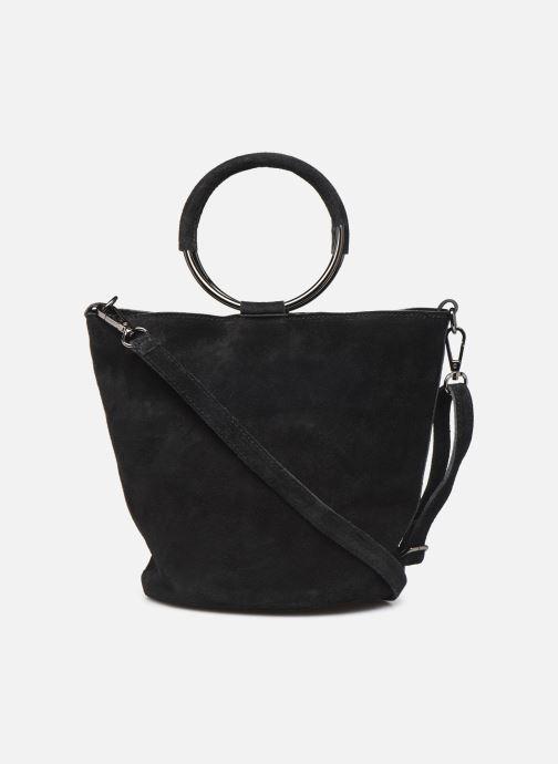 Bolsos de mano Georgia Rose Maty Leather Negro vista de frente