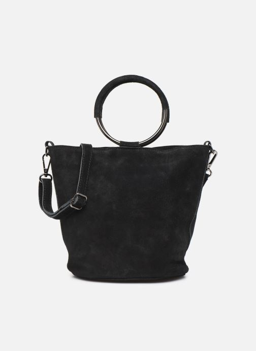 Bolsos de mano Georgia Rose Maty Leather Negro vista de detalle / par
