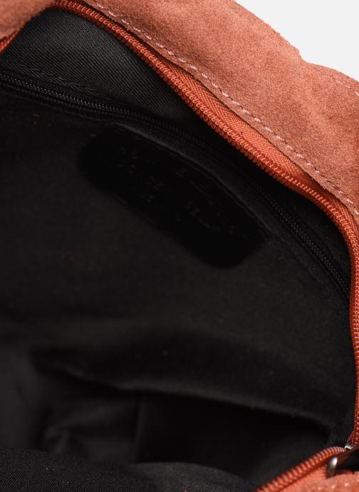 Sacs à main Georgia Rose Maty Leather Orange vue derrière