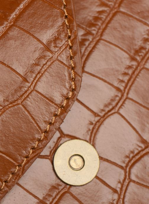 Handtassen Georgia Rose Many Leather Bruin links