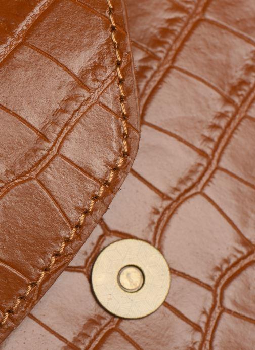 Håndtasker Georgia Rose Many Leather Brun se fra venstre