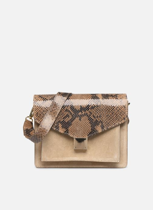 Sacs à main Georgia Rose Monpython Leather Beige vue détail/paire