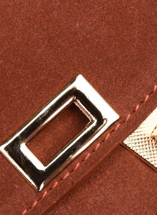 Håndtasker Georgia Rose Mariska Leather Orange se fra venstre