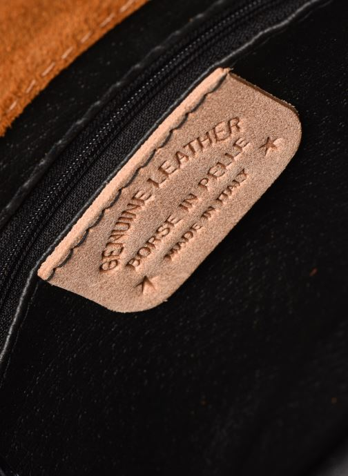 Handbags Georgia Rose Mariska Leather Brown back view