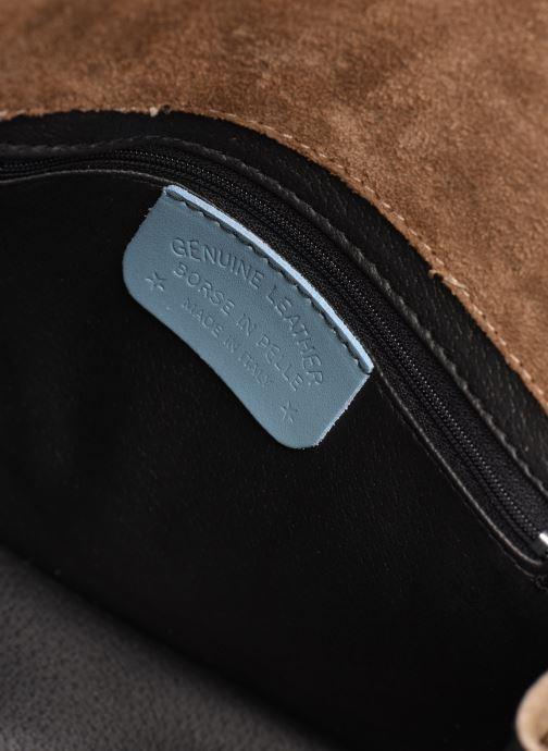 Borse Georgia Rose Mima Leather Beige immagine posteriore