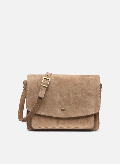Handtassen Georgia Rose Mima Leather Beige detail