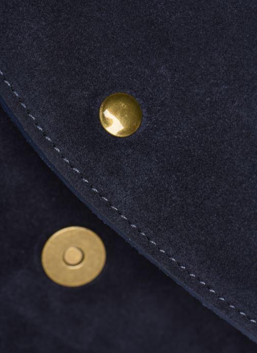 Håndtasker Georgia Rose Mima Leather Blå se fra venstre