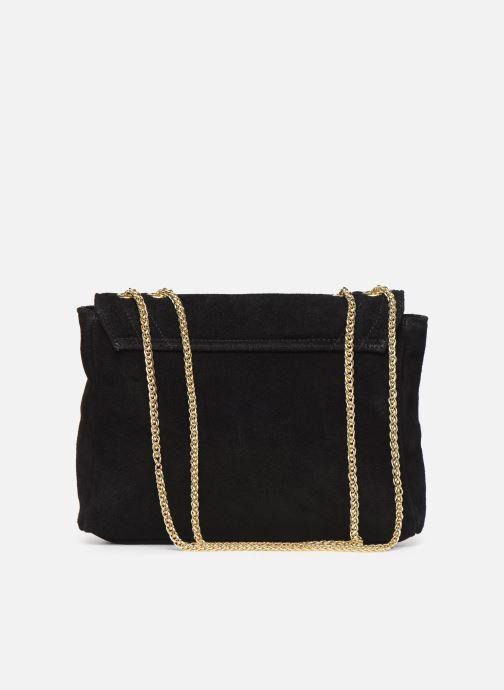 Handtassen Georgia Rose Mery Medium Leather Zwart voorkant