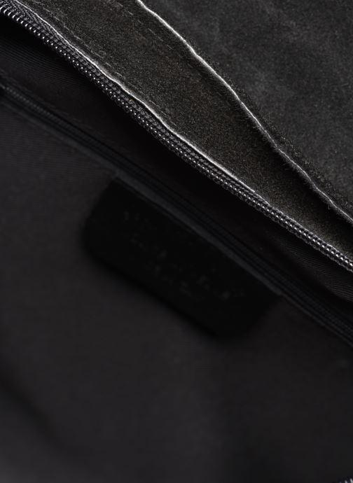 Handtassen Georgia Rose Mery Medium Leather Zwart achterkant