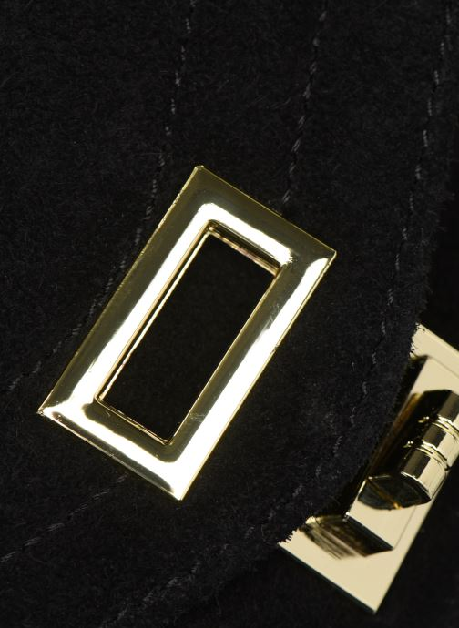 Handtassen Georgia Rose Mery Medium Leather Zwart links