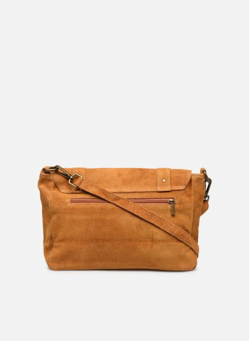 Handtassen Georgia Rose Moncartable Leather Geel voorkant