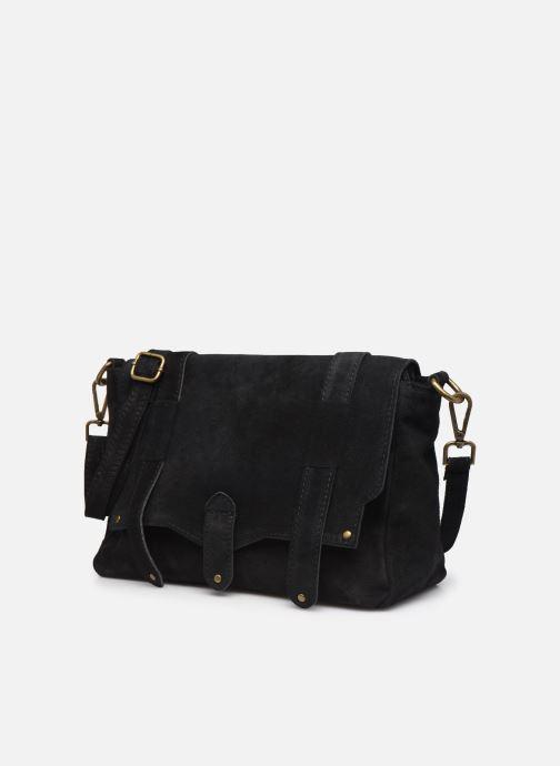 Handtassen Georgia Rose Moncartable Leather Zwart model