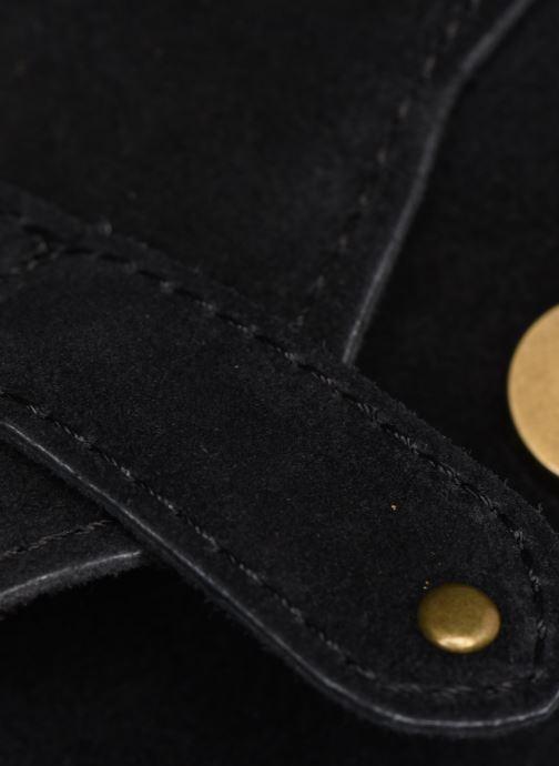 Sacs à main Georgia Rose Moncartable Leather Noir vue gauche