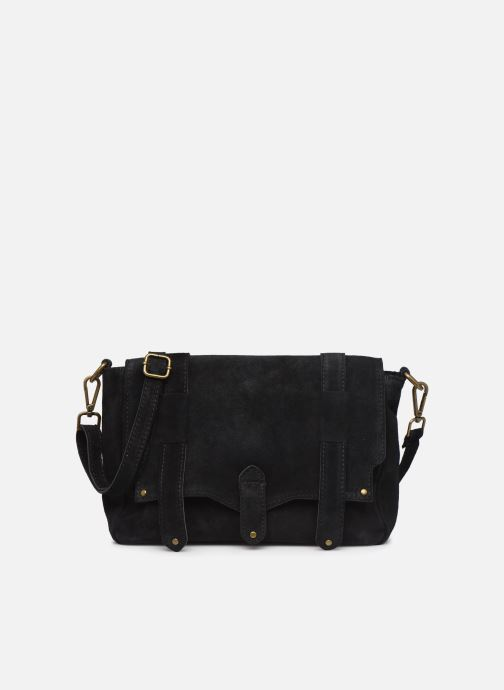 Handtassen Georgia Rose Moncartable Leather Zwart detail