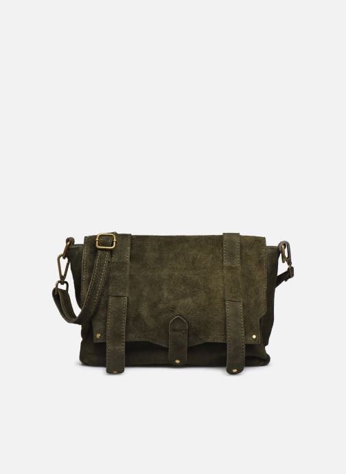 Handbags Georgia Rose Moncartable Leather Green detailed view/ Pair view