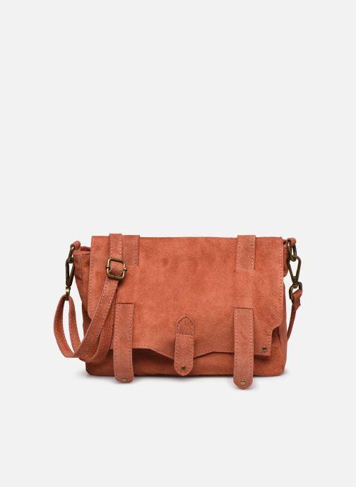 Handtassen Georgia Rose Moncartable Leather Rood detail