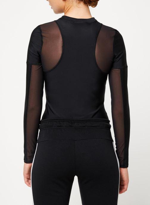 Adidas Performance W Vrct Leotard (zwart) - Kleding(410126)