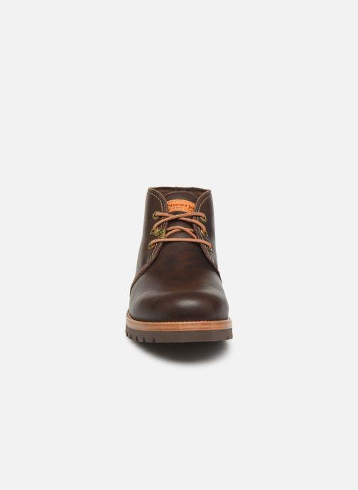 Bottines et boots Panama Jack Bota Panama C18 Noir vue portées chaussures