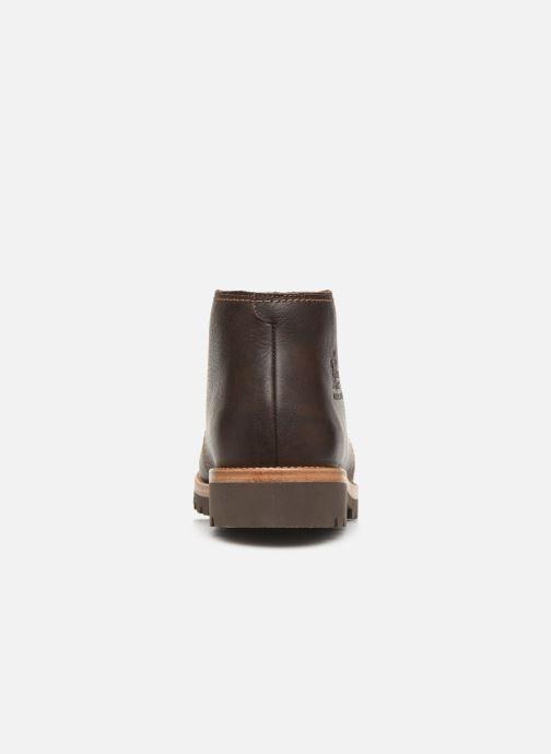 Bottines et boots Panama Jack Bota Panama C18 Noir vue droite