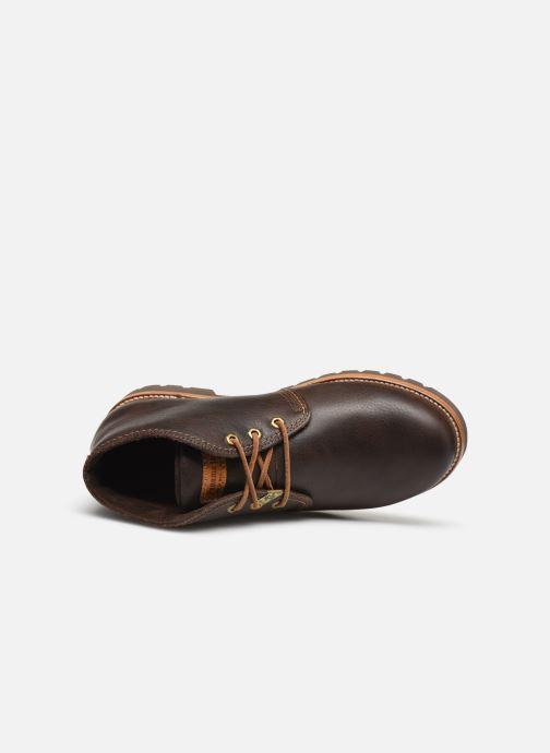 Bottines et boots Panama Jack Bota Panama C18 Noir vue gauche
