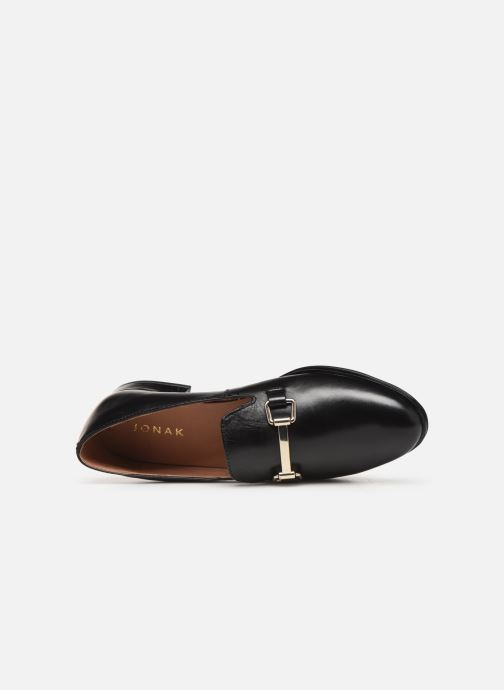 Loafers Jonak AMIE Black view from the left