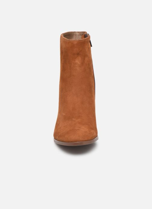 Ankle boots Jonak ANNICK Brown model view