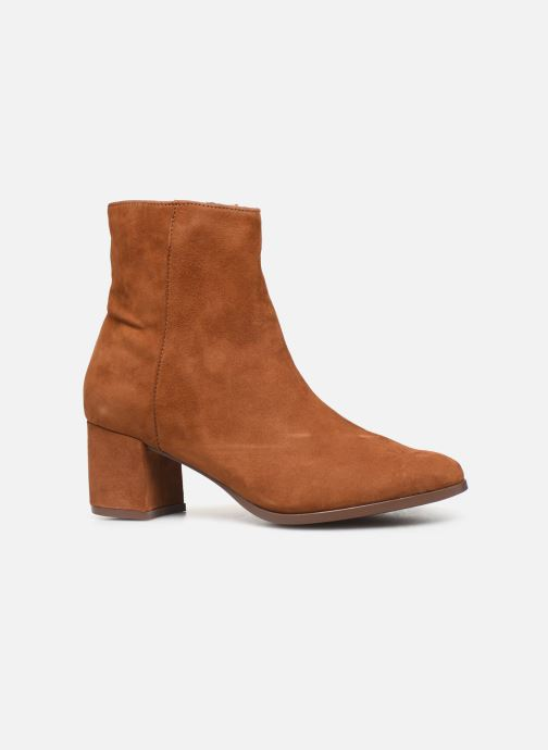Ankle boots Jonak ANNICK Brown back view