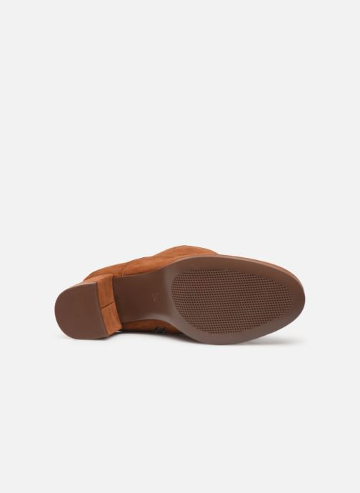 Ankle boots Jonak ANNICK Brown view from above