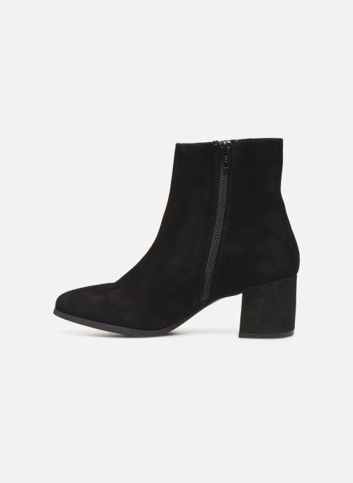 Boots en enkellaarsjes Jonak ANNICK Zwart voorkant
