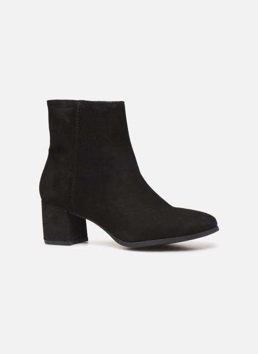 Boots en enkellaarsjes Jonak ANNICK Zwart achterkant