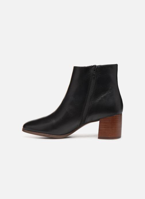Boots en enkellaarsjes Jonak ASIA Zwart voorkant