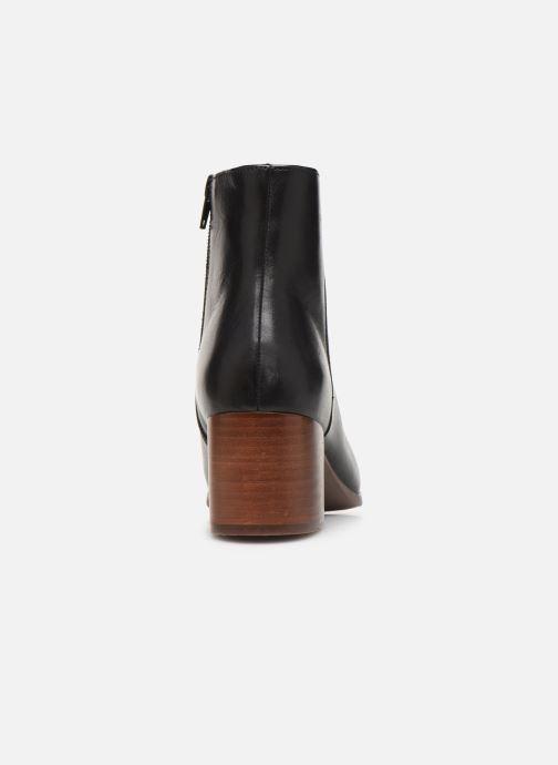 Boots en enkellaarsjes Jonak ASIA Zwart rechts